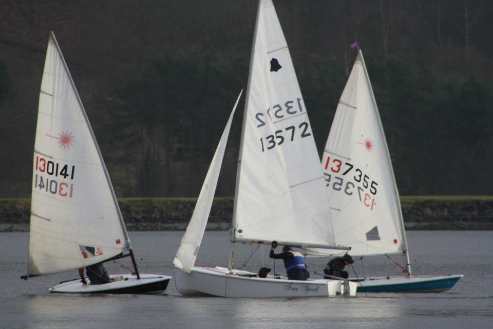 Last Racing of 2012
