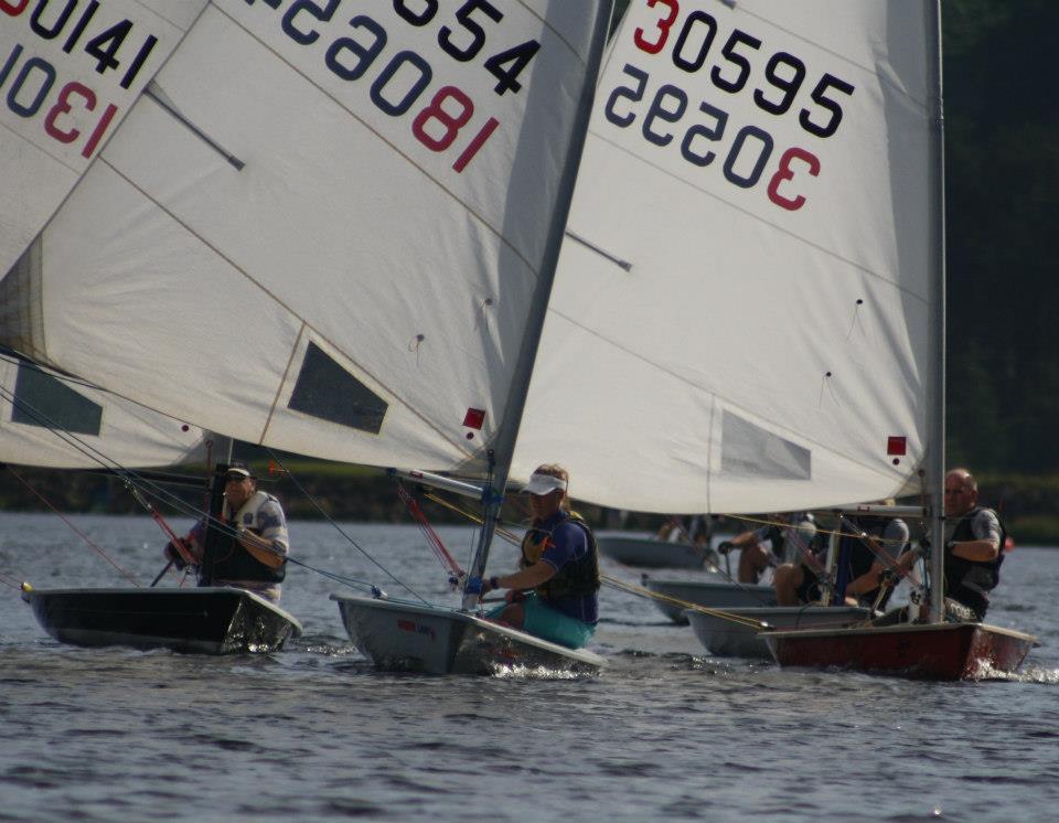 Laser Open 2012