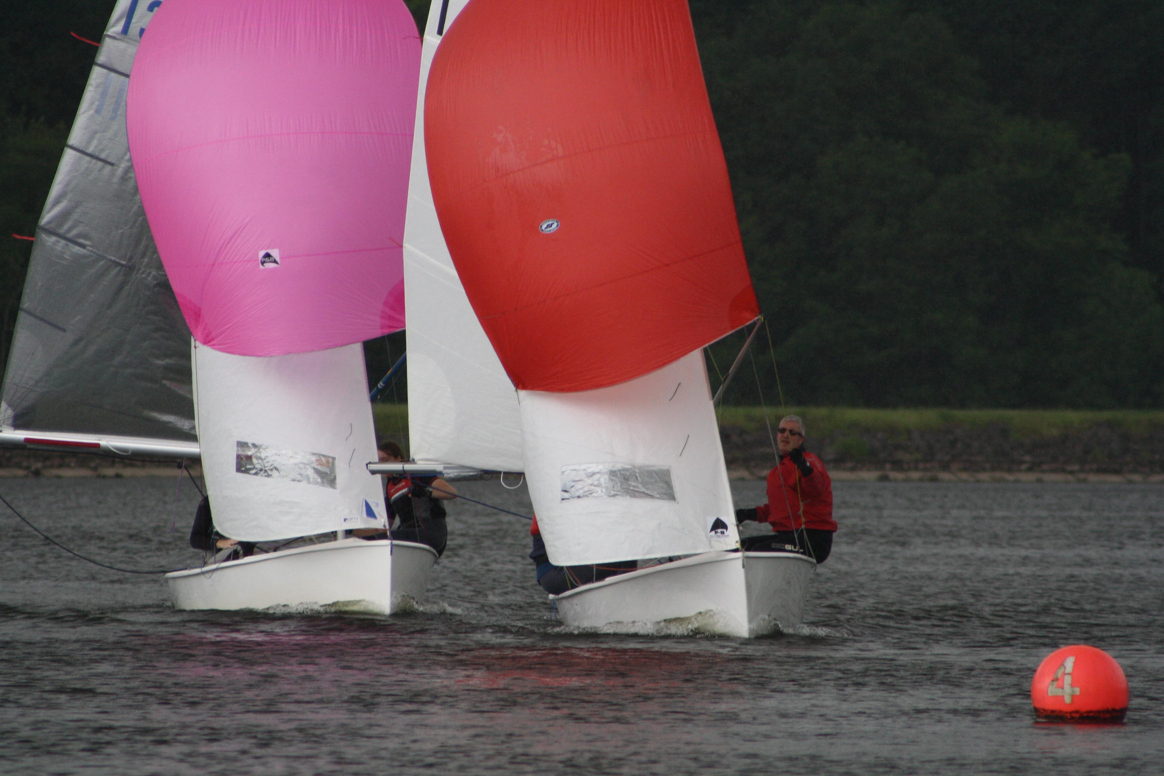 GP14 Open 2012